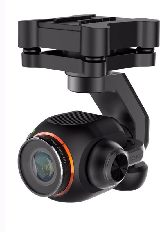 "E90 1"" Sensor 20MP-4K\60FPS professional camera for H520"